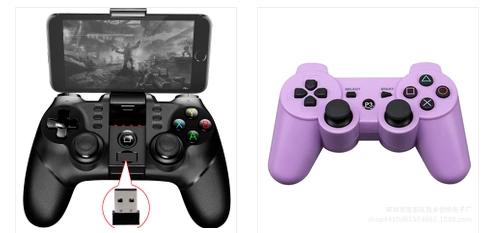 廠家直銷xbox 360xbox one PS3PS4PC電腦私模藍牙遊戲手柄 ps4遊戲手柄 20