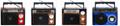 廠家直銷地攤導遊叫賣音響收音機擴音器插卡藍牙音箱可外接嘜克風 20