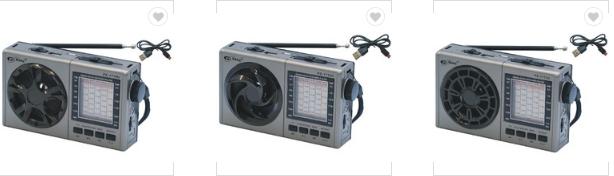 廠家直銷地攤導遊叫賣音響收音機擴音器插卡藍牙音箱可外接嘜克風 3
