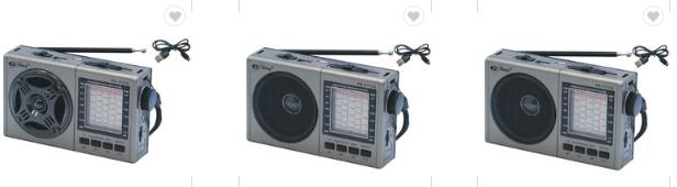 廠家直銷地攤導遊叫賣音響收音機擴音器插卡藍牙音箱可外接嘜克風 4