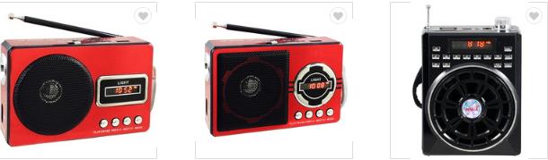 廠家直銷地攤導遊叫賣音響收音機擴音器插卡藍牙音箱可外接嘜克風 7