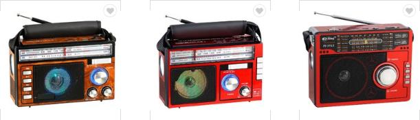 廠家直銷地攤導遊叫賣音響收音機擴音器插卡藍牙音箱可外接嘜克風 9