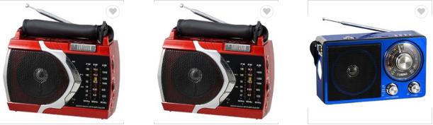 廠家直銷地攤導遊叫賣音響收音機擴音器插卡藍牙音箱可外接嘜克風 10