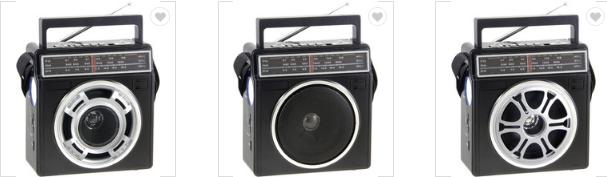 廠家直銷地攤導遊叫賣音響收音機擴音器插卡藍牙音箱可外接嘜克風 15