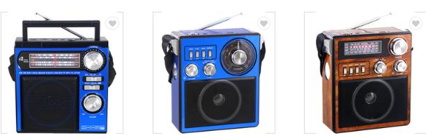 廠家直銷地攤導遊叫賣音響收音機擴音器插卡藍牙音箱可外接嘜克風 18