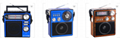 audio radio amplifier card Bluetooth speaker can be connected to the wind