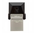 Kingston USB 64gb Pen Drive DTEG2 Cle Usb Flash Drive Metal Car usb-key USB 3.1 17