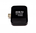 DVB-T2 Receiver Watch DVB TV on Android Phone/Pad USB TV Tuner Pad TV Stick