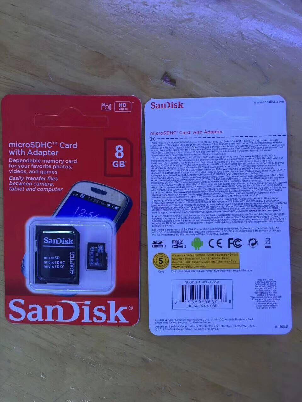 批发中性内存卡8g 16g手机内存卡32g 64gC12高速tf卡数码sd存储卡 20