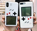 Retro Gameboy Tetris Phone Case For Samsung Galaxy S8 S9 Plus Play Game Console