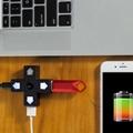 8BitDo Dpad USB hub 1 input 3 USB Charge