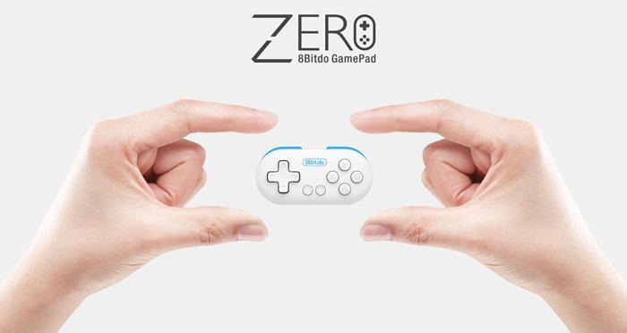 八位堂8Bitdo FC ZERO无线蓝牙迷你小手柄 手机电脑安卓游戏手柄 1