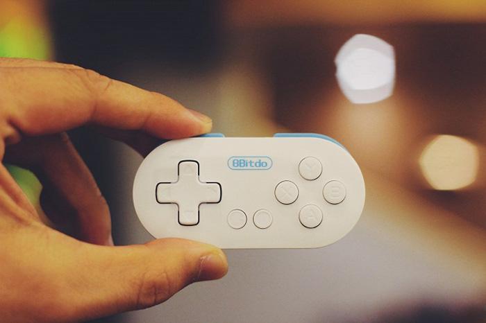 八位堂8Bitdo FC ZERO無線藍牙迷你小手柄 手機電腦安卓遊戲手柄 2
