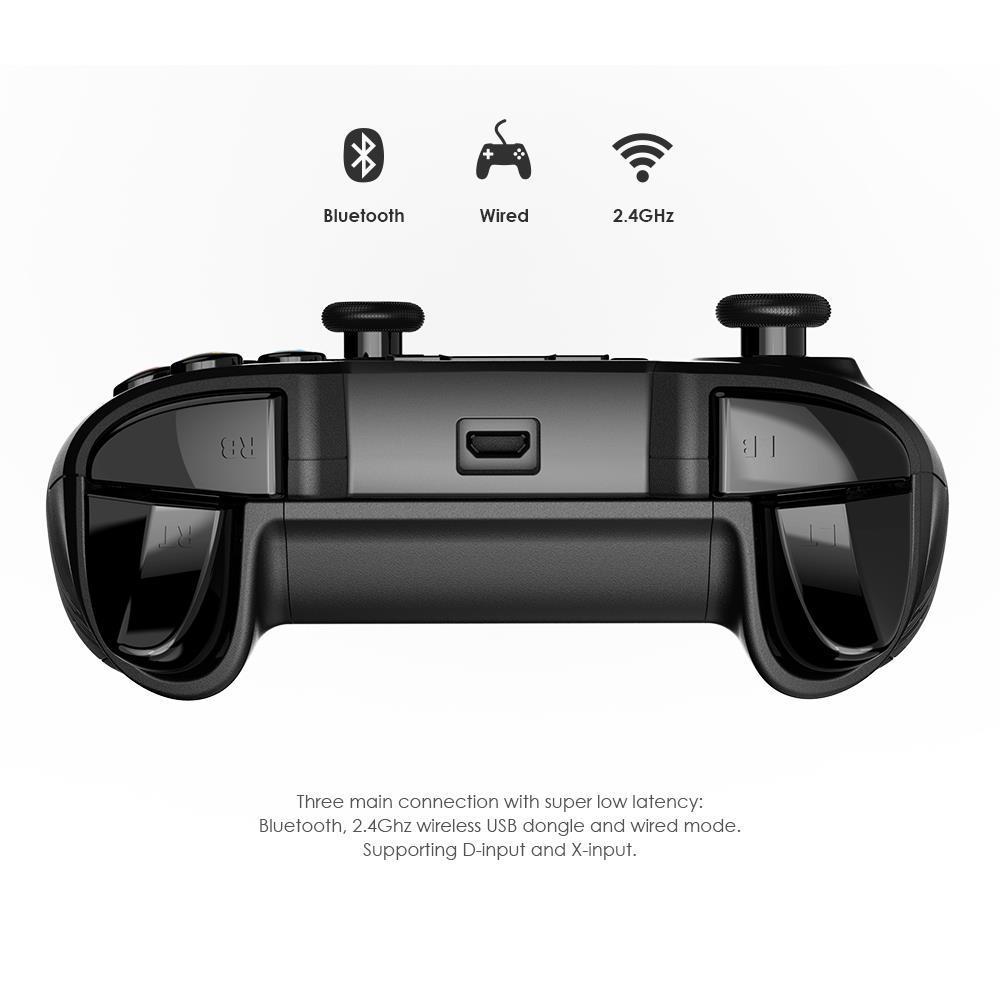 GameSir T2a吃雞神器吃雞手柄 PC藍牙PS3遊戲機手柄適配絕地求生 5
