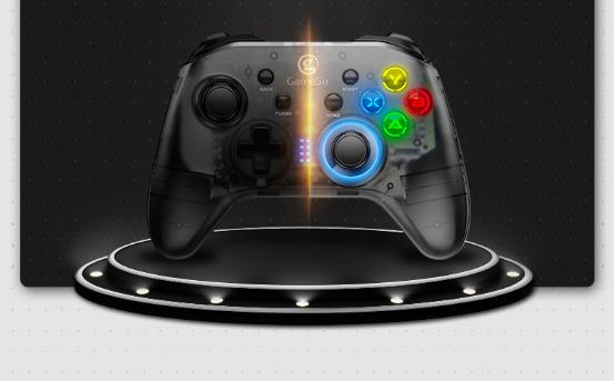 GameSir T4遊戲手柄藍牙無線吃雞手柄 T4刺激戰場藍牙手柄 3