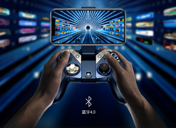 GameSir F2 handle Bluetooth wireless game controller 6 refers chicken artifact 6