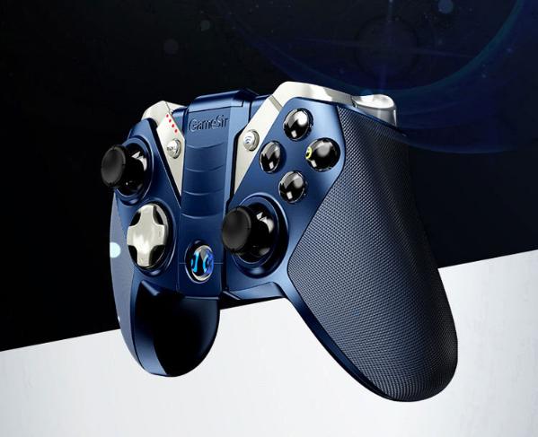 GameSir F2 handle Bluetooth wireless game controller 6 refers chicken artifact 8