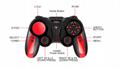 IPEGA PG-9089 Bluetooth Wireless Game Controller Gamepad Joystick 2