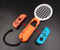 for N-Switch Joy-Con Controller Grips for super mari-o game for NS Switch