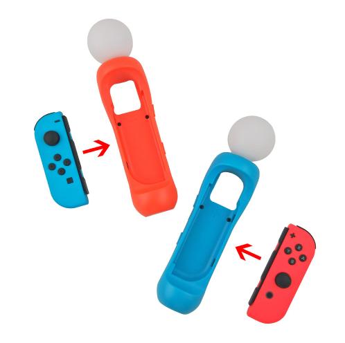 N-Switch Joy-Con体感运动握把 太鼓达人鼓槌 鼓锤打鼓体感游戏 2