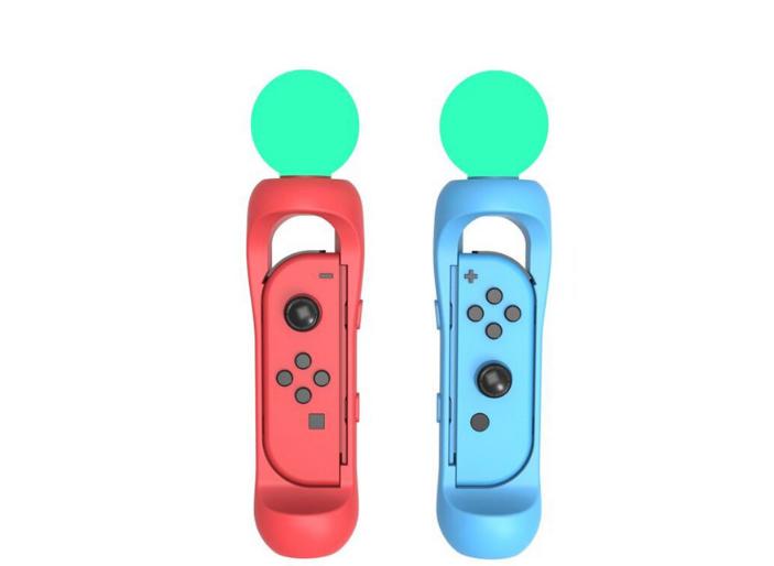 N-Switch Joy-Con體感運動握把 太鼓達人鼓槌 鼓錘打鼓體感遊戲 3