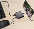 PG-9096遊戲手柄利器絕地求生刺激戰場鍵鼠轉換器手游變端游 5