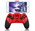 X6 Wireless Gamepad Bluetooth Joystick Mobile Phone Controller For PS3