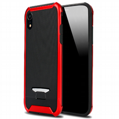 iPhone xs手機殼新款超級大黃蜂二合一隱形氣囊防摔蘋果9手機殼