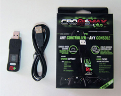 New CronusMax Plus V3 Cross Cover Adapter for PS3 PS4XboxOne xbox360Bluetooth