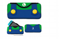 HORI任天堂Switch主机收纳包 软质保护包 马里奥 路易基 主题款 2
