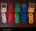HORI任天堂Switch主机收纳包 软质保护包 马里奥 路易基 主题款 8