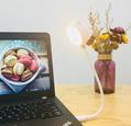 2018 new bluetooth speaker USB free bending small book light  Cat head speaker