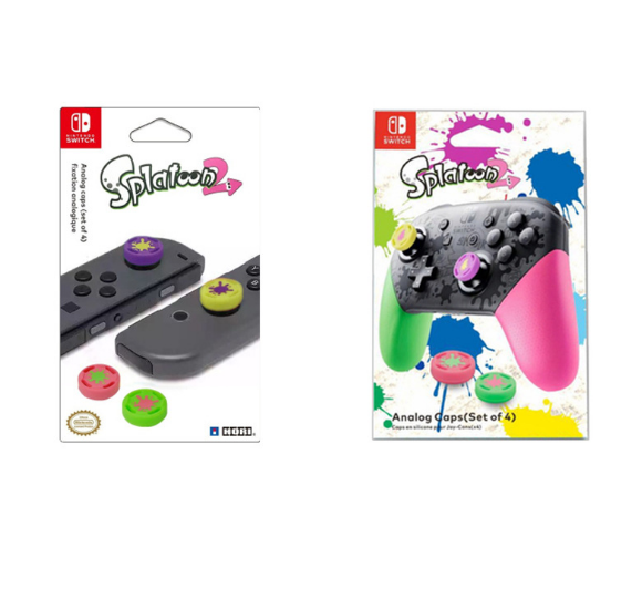 Joystick Caps Silicone Analog Grip Thumbstick button cover for Nintendo Switch 3