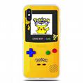 iPhoneXs max drop-proof gamer case Retro game case GB Gameboy Tetris Phone Cases