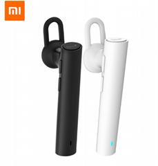 Xiaomi小米蓝牙耳机青春版跑步运动型蓝牙4.1无线耳麦 挂耳式耳机