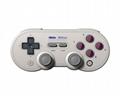 8bitdo八位堂SN30ProG经典版无线蓝牙游戏手柄Switch震动连发体感 4