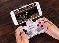 8bitdo八位堂SN30ProG經典版無線藍牙遊戲手柄Switch震動連發體感 12