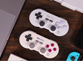8bitdoSN30Pro classicBluetooth game controller Switch vibration bursting sense