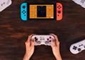 8bitdo八位堂SN30ProG經典版無線藍牙遊戲手柄Switch震動連發體感 14
