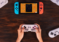 8bitdo八位堂SN30ProG经典版无线蓝牙游戏手柄Switch震动连发体感 14