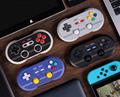 8bitdo八位堂SN30ProG經典版無線藍牙遊戲手柄Switch震動連發體感 16