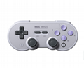 8bitdo八位堂SN30ProG经典版无线蓝牙游戏手柄Switch震动连发体感 17