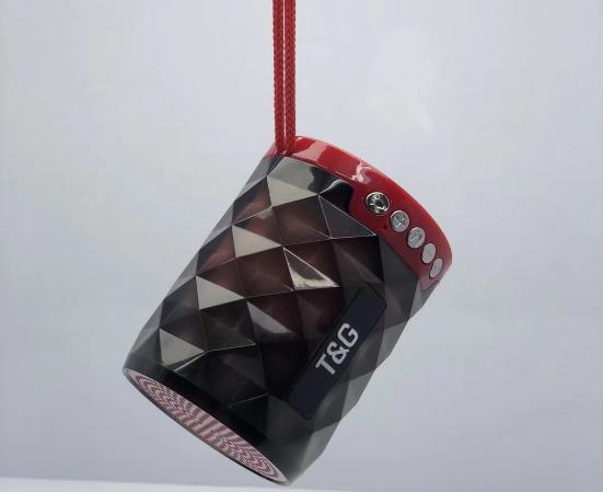新款TG155蓝牙音箱无线低音通话户外便携插卡时尚礼品迷你音响 3