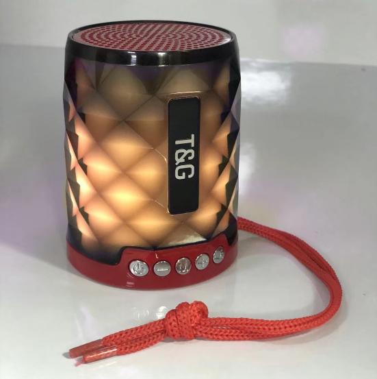 新款TG155蓝牙音箱无线低音通话户外便携插卡时尚礼品迷你音响 4