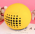 New Meng pet mini small audio car subwoofer new strange creative cartoon speaker