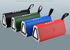 藍牙音箱無線手機通用收音迷你小音響家用超重低音炮