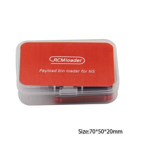 RCM Loader NS switch 大气层注入器 U盘存档 NS SX OS存档 7