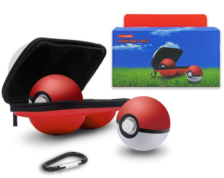 Switch Elf ball storage bag Elf treasure dream protection bag NS Elf ball 2 Pack 1