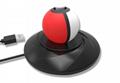 SWITCH精靈球座充 NS口袋精靈球充電底座 充電支架 11
