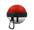 switch收納套 精靈球Plus手柄套 NS硅膠套 精靈寶可夢保護殼 12